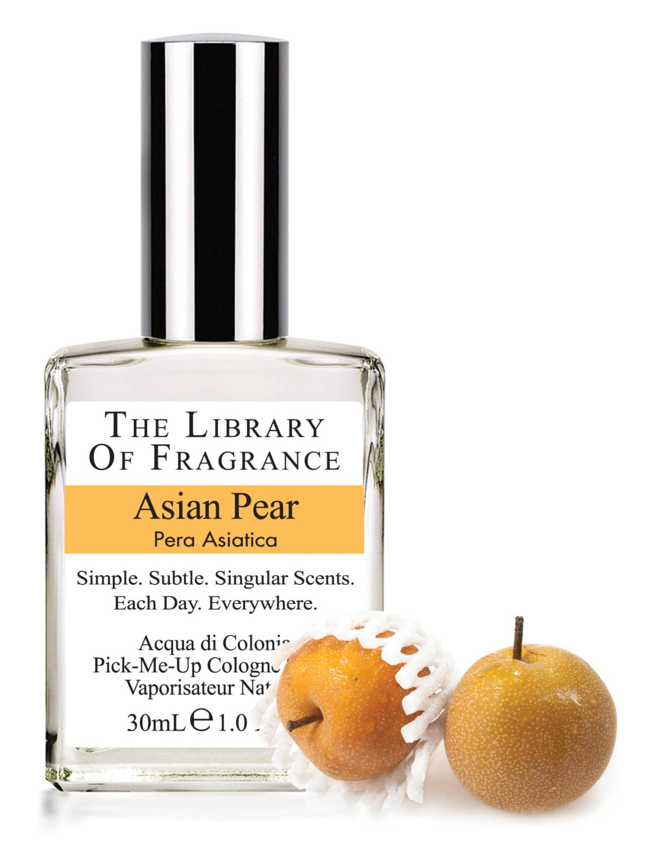 Asian Pear 30mL Italy G