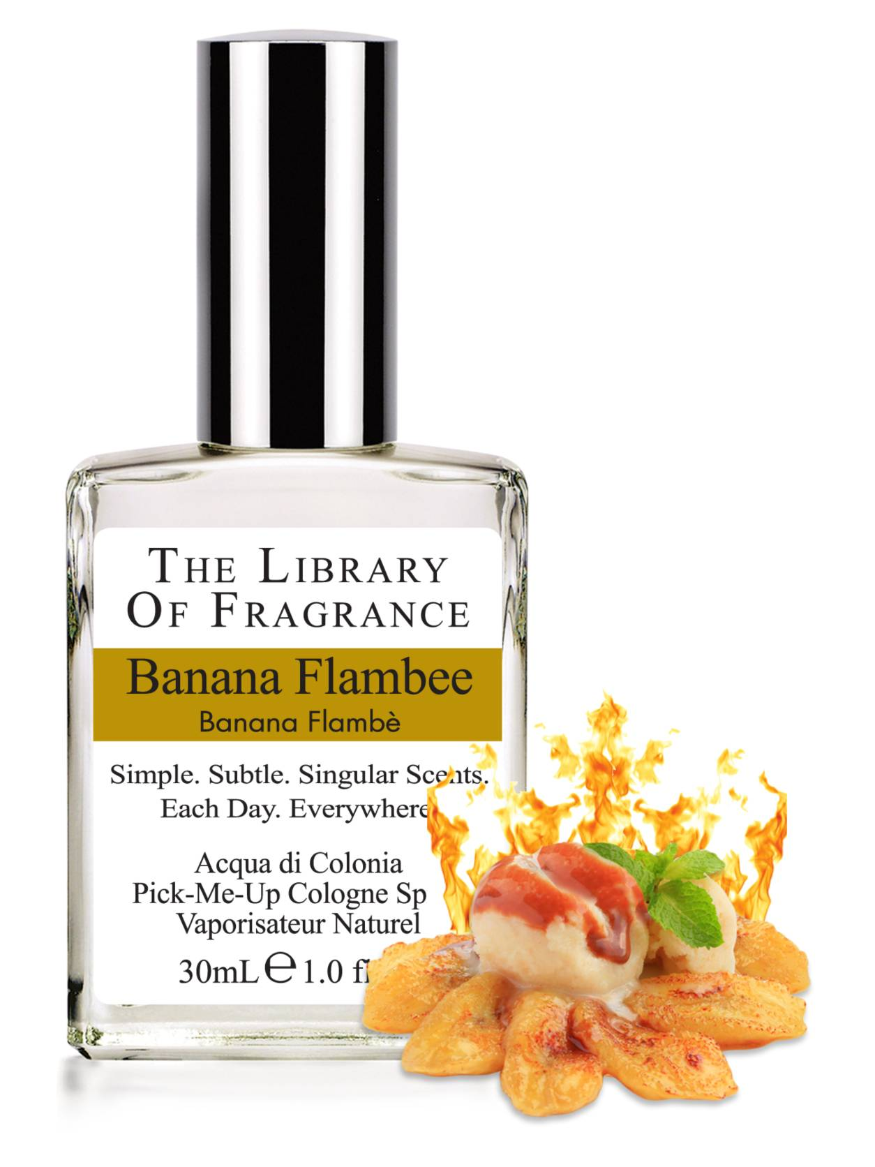Banana Flambe 30mL Italy G